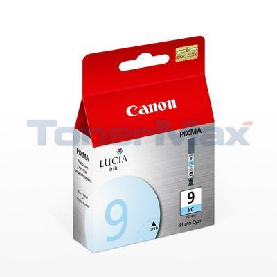 CANON PGI-9PC INK CARTRIDGE PIGMENT PHOTO CYAN